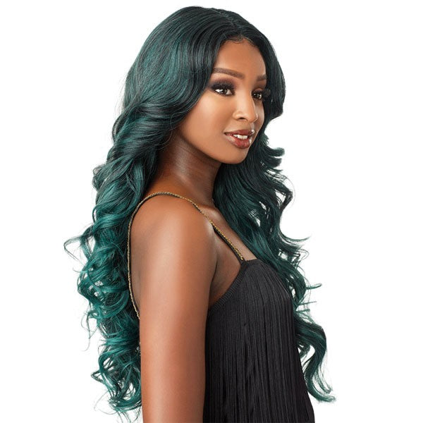 Empress Natural Center Part Lace Front Edge Wig TRISSA