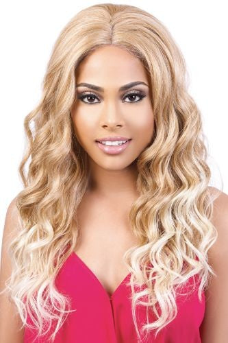 Motown Tress Let's Lace Silk Swiss Lace Front Wig SL134.GEO