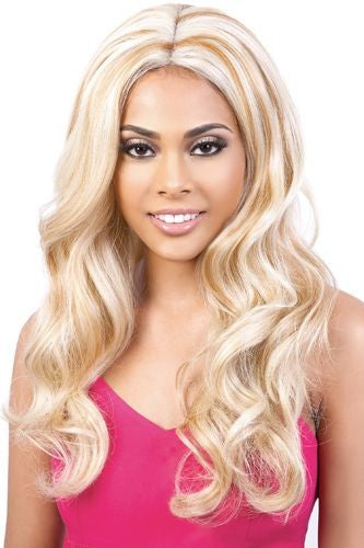 Motown Tress Let's Lace Silk Swiss Lace Front Wig SL134.LOA