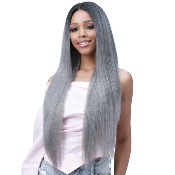 Bobbi Boss Miss Origin 13x6 Swiss Lace Frontal Wig MOGLWST32 NATURAL STRAIGHT 32