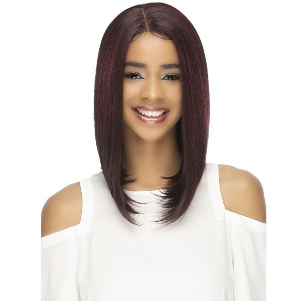 Vivica A Fox Synthetic Mono 4x4 Swiss Lace Front Wig TIFF