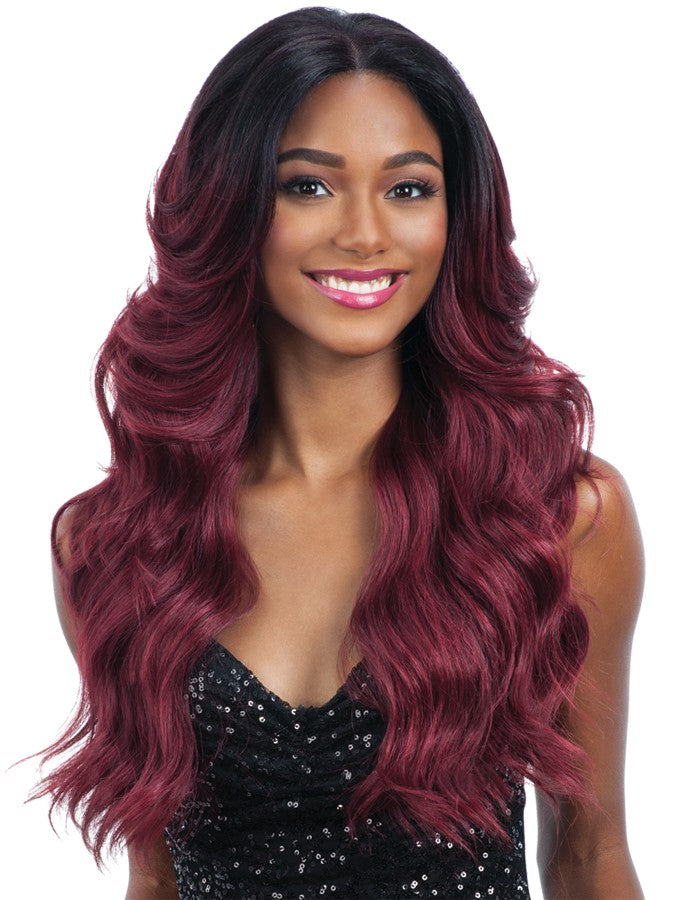 Freetress Equal 100% Hand-Tied Frontal Lace Wig FL 001