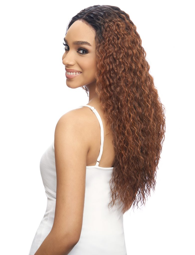 Harlem 125 Synthetic Hair Ultra HD Lace Wig LH020