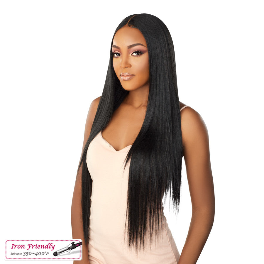 Its a Wig Synthetic HD Lace Front Wig SWISS LACE TAMMY