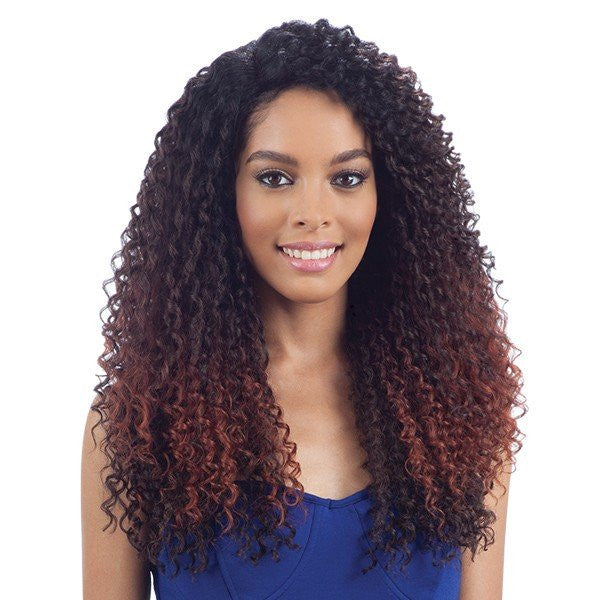 Model Model Deep Invisible L Part Lace Front Wig POP BLOSSOM