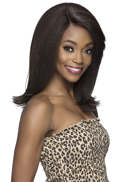 Vivica Fox Synthetic HD Swiss Lace Front Wig YESENIA