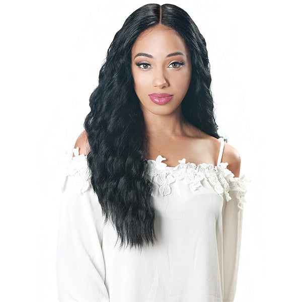 Zury Sis Synthetic Royal Swiss Lace Front Wig SW LACE H ELLIS