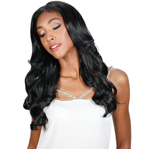 "Zury Sis Beyond 5"" Hand Tied Part Lace Front Wig BYD LACE H HALO"