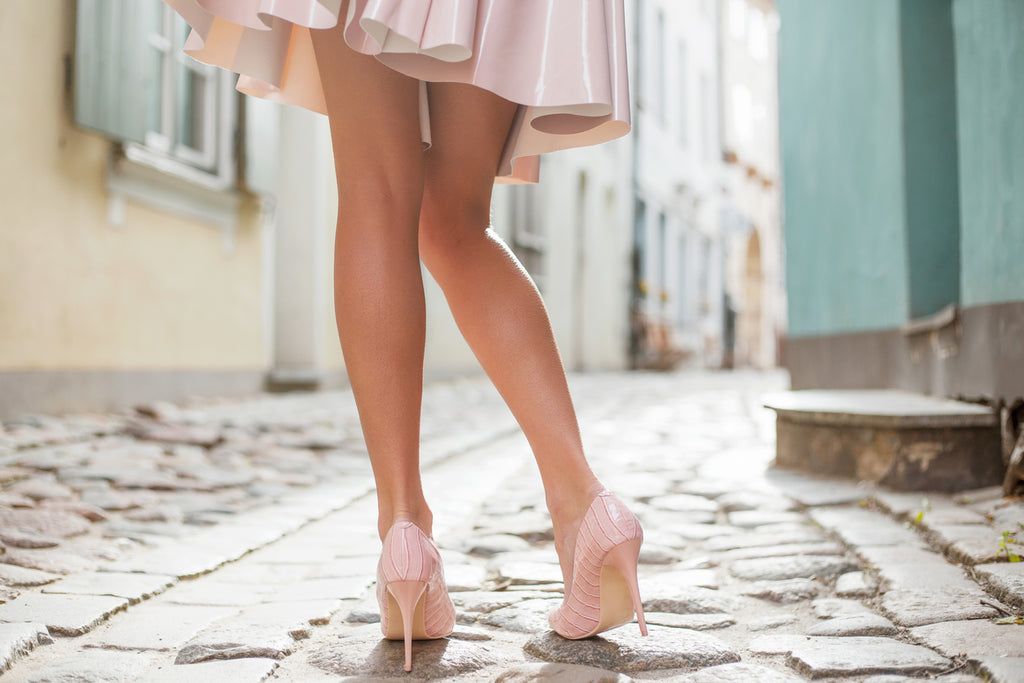 Why Wearing Heels Is Good For Your