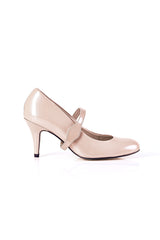 Take My Lead in Blush Heels