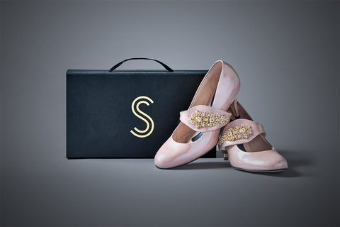 Shoes by Shaherazad Luxury Shoe Box