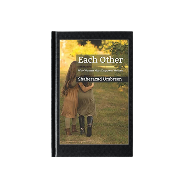 Each Other Book by Shaherazad Umbreen