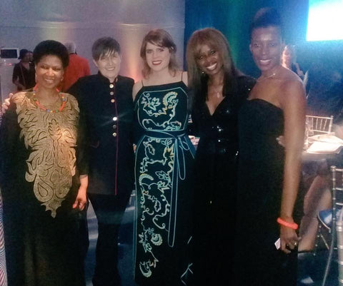 Princess Eugenie, June Sarpong and UN Women