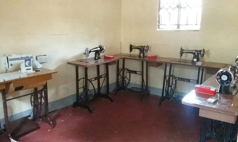 Sewing Room for Girls