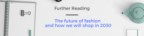 The Future of Fashion & How We will shop in 2030