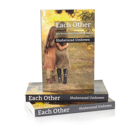 Each Other: Book by Shaherazad Umbreen
