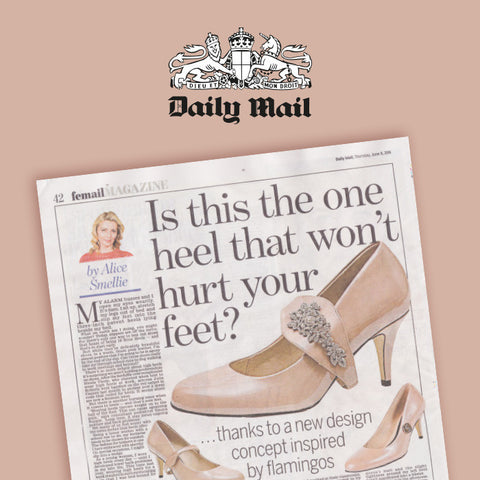 Daily Mail 18 Hour Heels Review