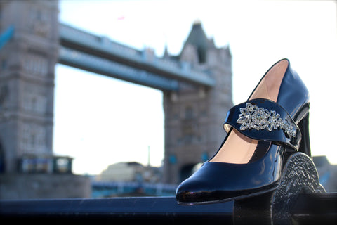 Tower of London and Shoes by Shaherazad