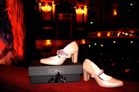 Shoes at the Ballet
