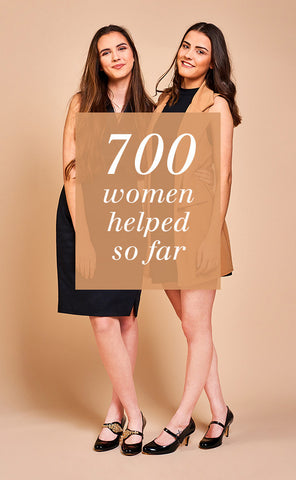 700 Women Helped So Far