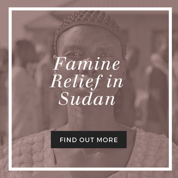 Famine Relief in Sudan