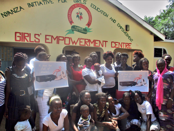 Kenya Empowerment project with Shoes by shaherazad