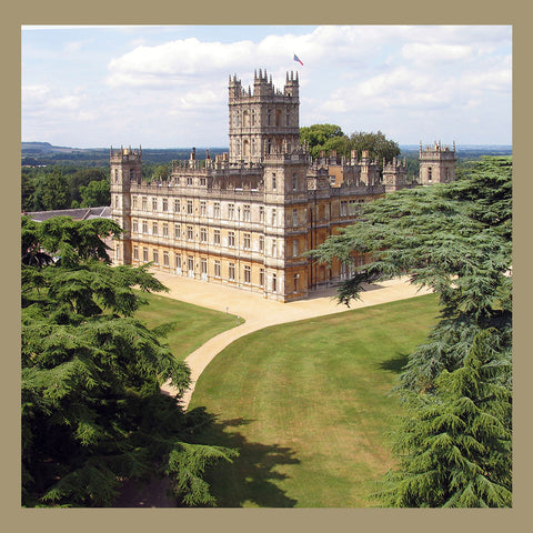 Downton Abbey in England