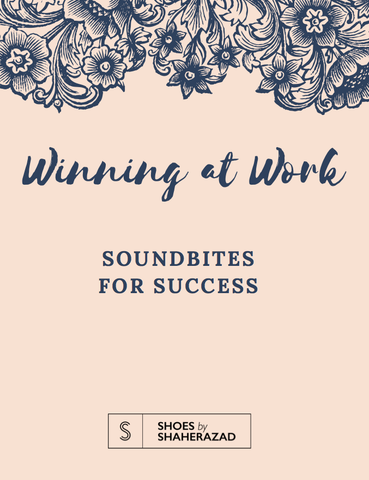 Winning at Work Book Cover