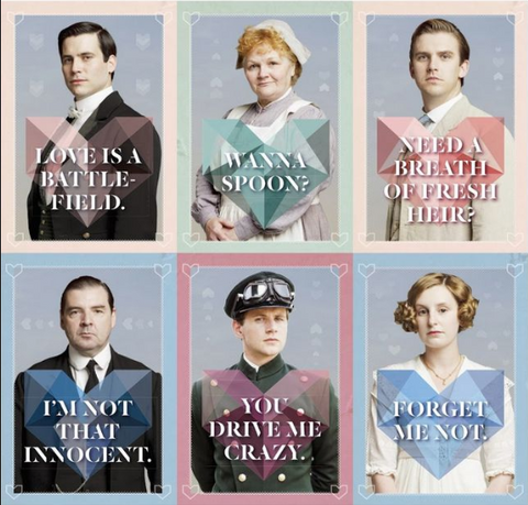 Downton Abbey Love Stories