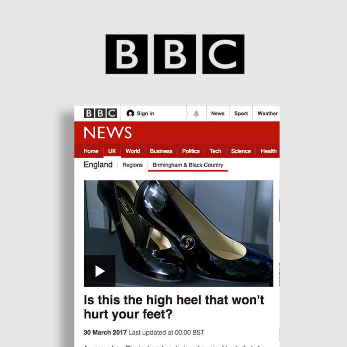 18 Hour Heels Reviewed on BBC