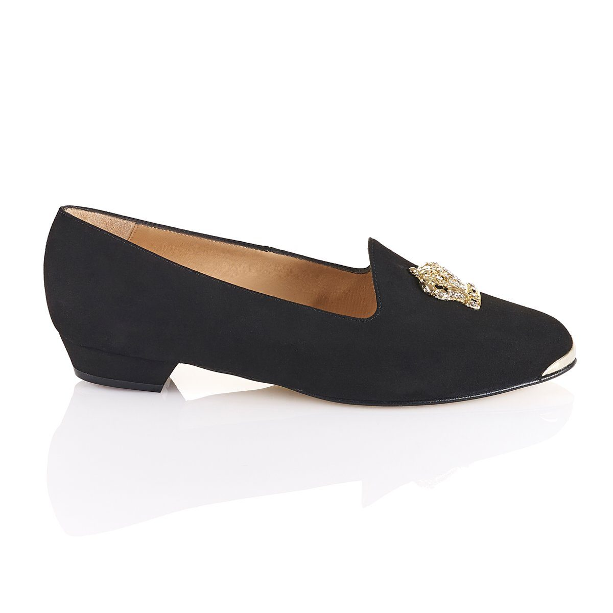 Sample - She Reigns Luxury Flats - Sizes 4, 6, 7 - Shoes by Shaherazad