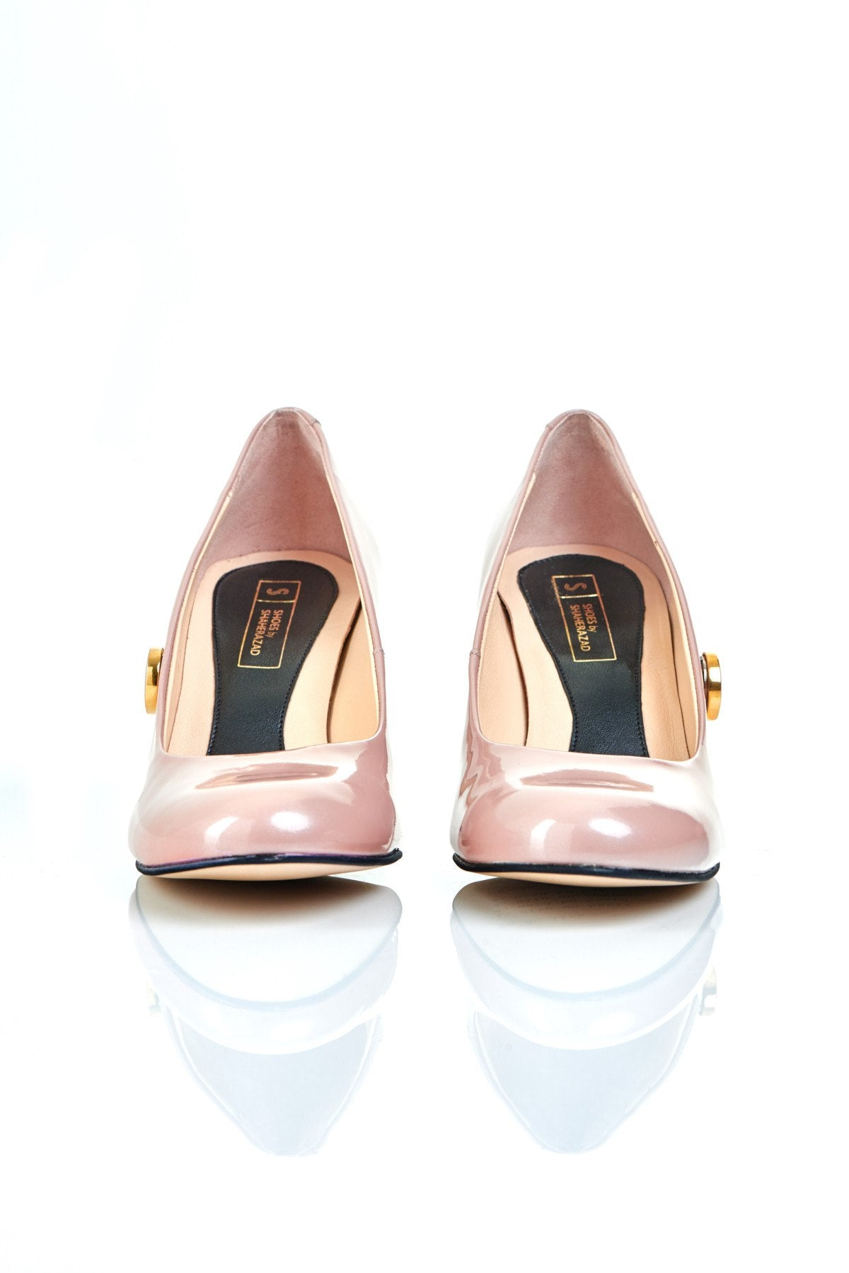 She's a Wildflower in Blush - Shoes by Shaherazad