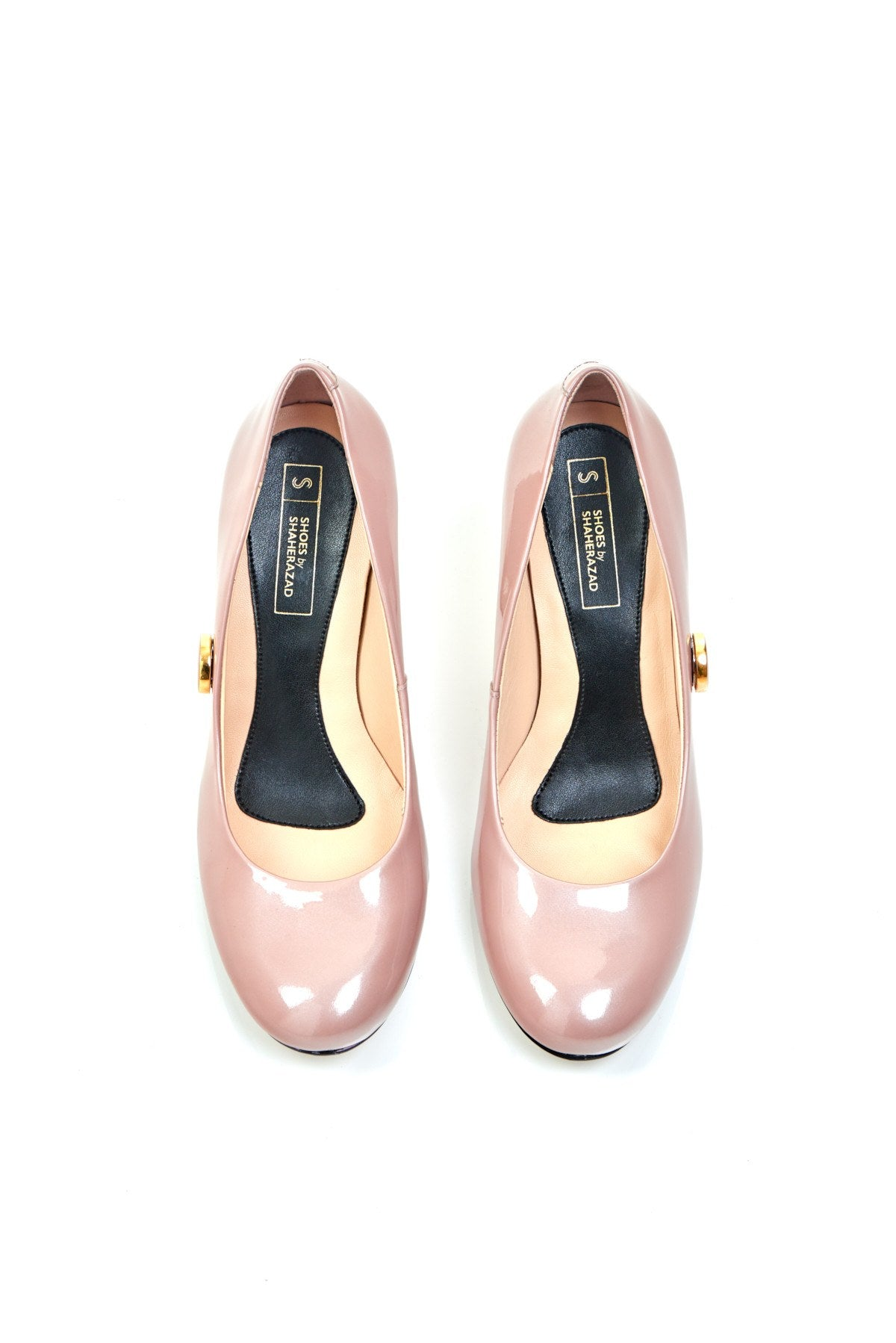 Follow your Butterflies in Blush - Shoes by Shaherazad