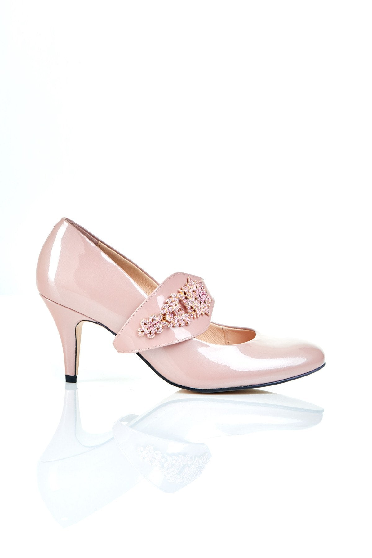Equally Ever After - in Blush - Shoes by Shaherazad