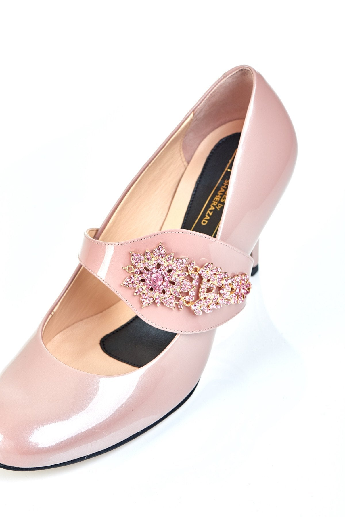Equally Ever After - Blush Shoellery - Shoes by Shaherazad