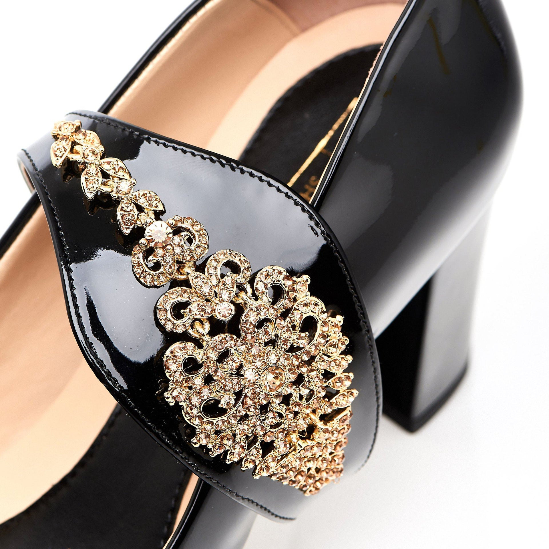 Gold Gem Shoellery