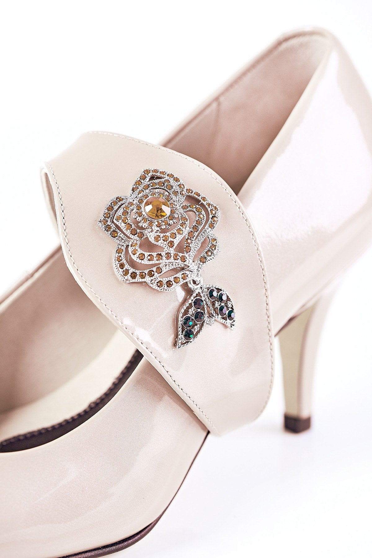 Time to Bloom - Shoellery - Shoes by Shaherazad