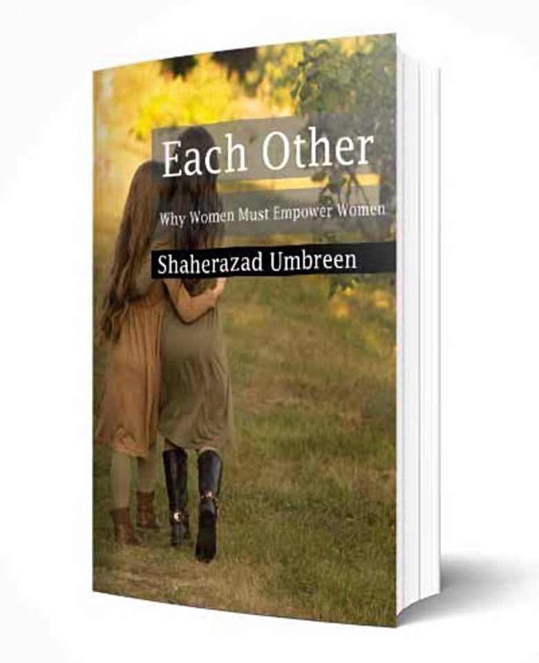 Each Other: Why Women Must Empower Women - Shoes by Shaherazad