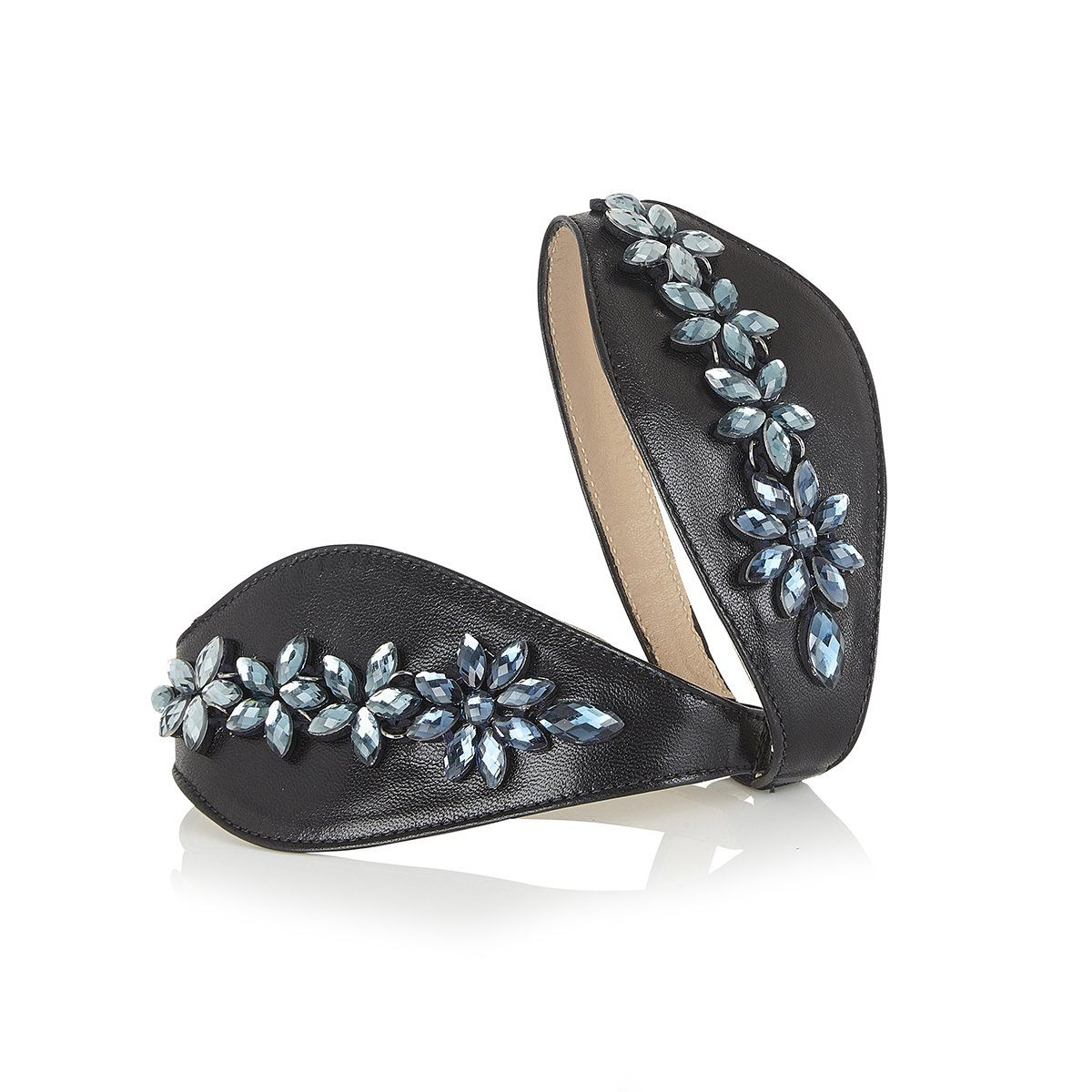Night Sky Narcissus - Shoellery - Shoes by Shaherazad