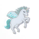 Unicorn (White/Mint)