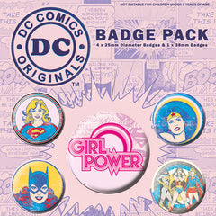 DC Comics (Girl Power)