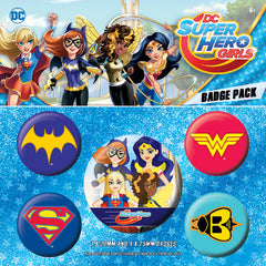 DC Super Hero Girls (Logos)