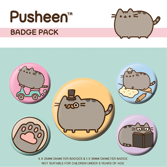 Pusheen (Fancy)