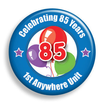 Celebration - Blue (pin)