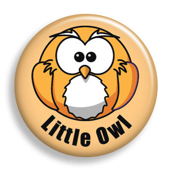 Little Owl (pin)
