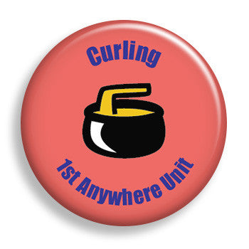 Curling Interest (pin)