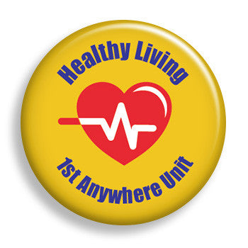 Healthy Living Interest (pin)