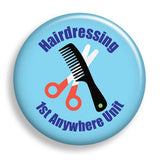 Hairdressing Interest (pin)