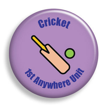 Cricket Interest (pin)