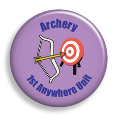 Archery Interest (pin)